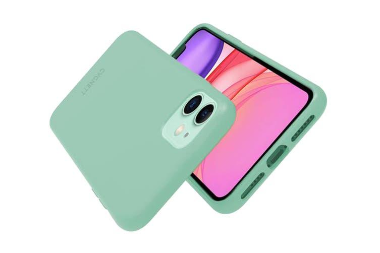 Cygnett Skin Ultra Soft Feel Case for iPhone 11 - Jade (CY2918CPSKI)