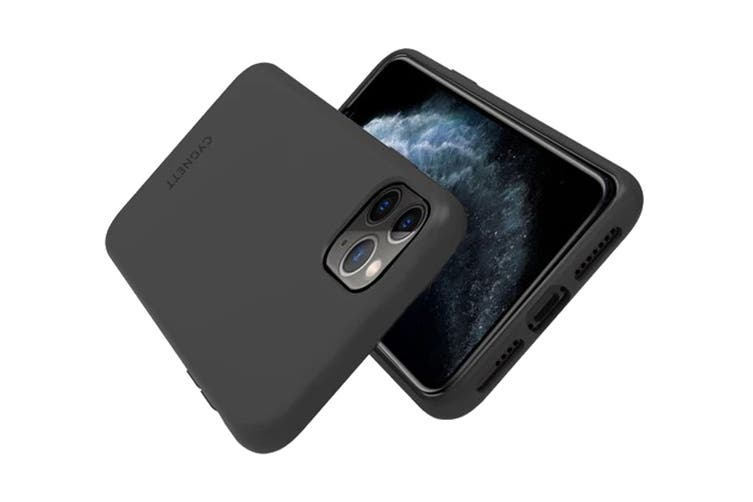 Cygnett Skin Ultra Soft Feel Case for iPhone 11 Pro - Black (CY2920CPSKI)