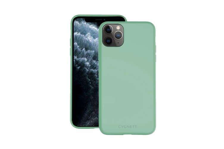 Cygnett Skin Ultra Soft Feel Case for iPhone 11 Pro - Jade (CY2922CPSKI)