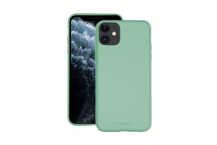 Cygnett Skin Ultra Soft Feel Case for iPhone 11 Pro Max - Jade (CY2926CPSKI)