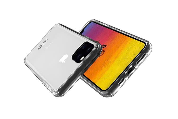 Cygnett AeroShield Slim Protective Case for iPhone 11 Pro Max - Crystal (CY2932CPAEG)