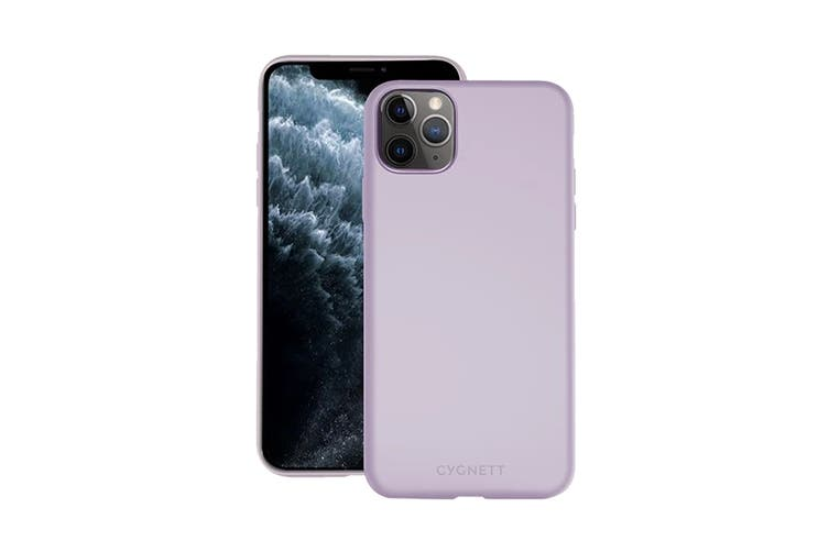 Cygnett Skin Ultra Soft Feel Case for iPhone 11 Pro - Lilac (CY2960CPSKI)