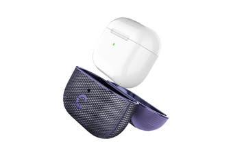Cygnett TekView AirPods Pro Case - Lilac/Purple (CY3118TEKVI)