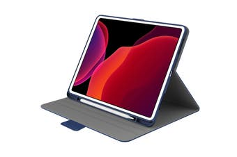 "Cygnett TekView iPad Pro 11"" Case with Apple Pencil Holder - Navy/Blue (CY3158TEKVI)"