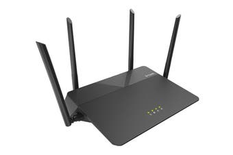 D-Link MU-MIMO AC1900 Wi-Fi Router (DIR-878)
