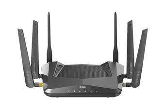 D-Link Smart AX5400 Wi-Fi 6 Router (DIR-X5460)