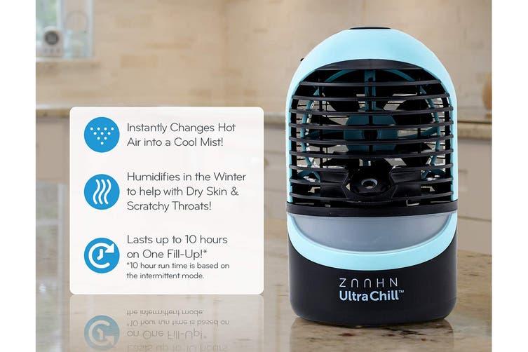 Zaahn Ultra Chill Personal Evaporative Cooler & Humidifier (42201.01)
