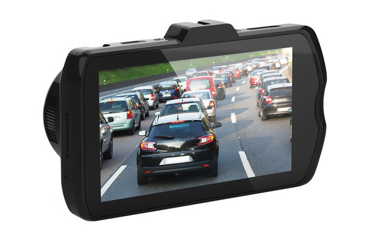 """Dashmate 1080p Full HD Dash Camera with 3.0"""" LCD Screen & Motion Detection (DSH-440)"""