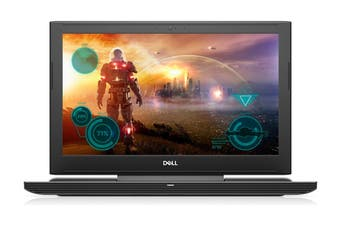 "Dell G5 15 5587 15.6"" FHD Windows 10 Gaming Laptop (i5-8300H, 16GB RAM, 256GB SSD + 1TB SATA HDD, GTX 1060 6GB, Black)"