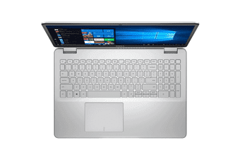 "Dell Inspiron 15 5584 15.6"" FHD Windows 10 Laptop (i7-8565U, 8GB RAM, 256GB SSD + 16GB Optane, Platinum Silver) - Certified Refurbished"
