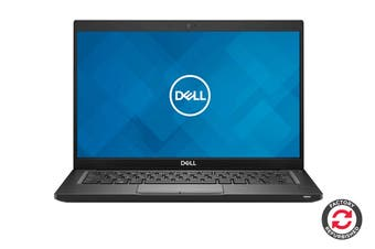 "Dell Latitude 7390 13.3"" FHD Windows 10 Pro Touchscreen Laptop (i5-8350, 8GB RAM, 256 SSD) - Certified Refurbished"