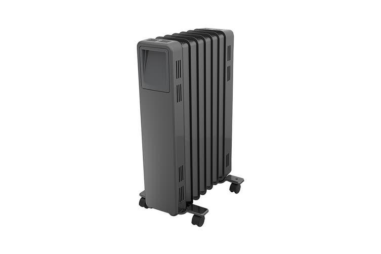 Dimplex 1500W 1.5kW Oil Free Column Heater - Anthracite (ECR15)