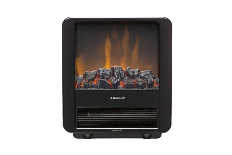 Dimplex 1200W 1.2kW Micro Stove Cast Effect Electric Fire - Black (MCFSTV12-AU)