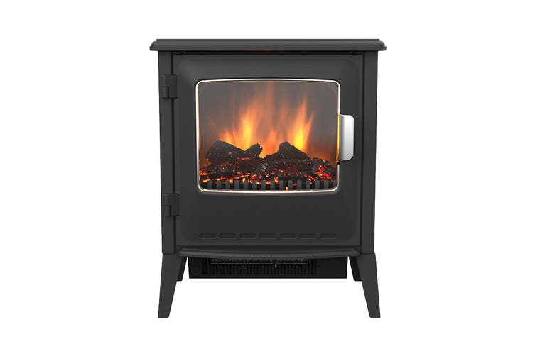 Dimplex 200W 2kW Riley Electric Fire - Anthracite (RLY20-AU)