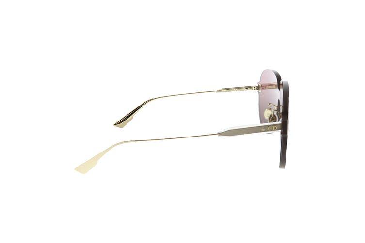 Dior DIORCOLORQUAKE3 Sunglasses (Ople Burg, Size 99-01-145) - Red