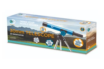 Discovery Adventure 30mm Explorer Telescope