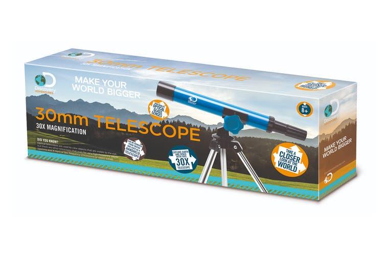 Discovery Adventure 30mm Explorer Telescope