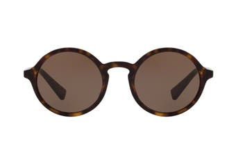 Dolce & Gabbana 0DG4342 Sunglasses (Havana) - Brown