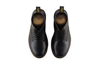 Dr. Martens 1460 Smooth Leather Hi Top Boots (Black)