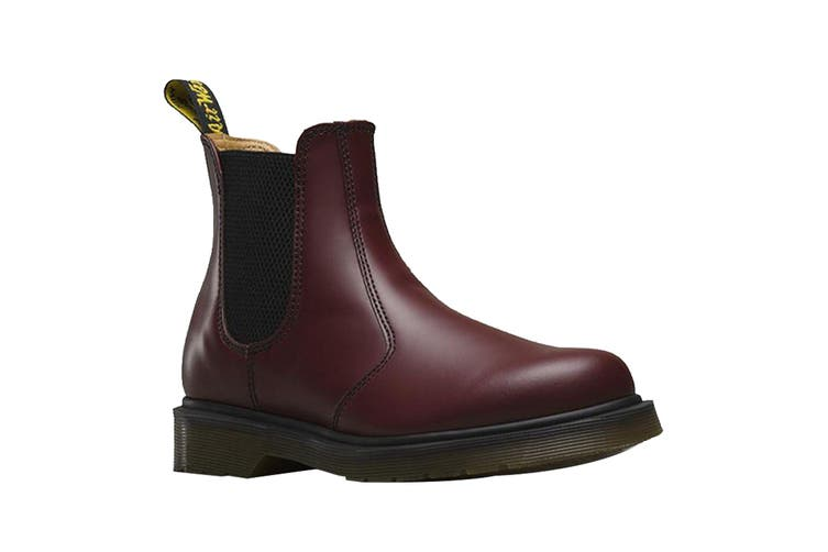 Dr. Martens 2976 Chelsea Leather Shoe (Cherry Red, Size 7 UK)