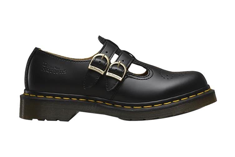 Dr. Martens 8065 Mary Jane Low Top Shoe (Black, Size 3 UK)