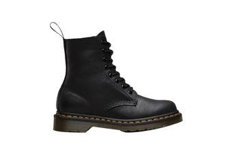 Dr. Martens 1460 Pascal Hi Top Shoe (Black, Size 9 UK)