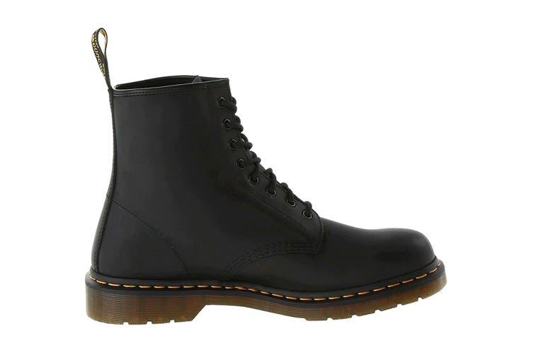 Dr. Martens 1460 Greasy Shoe (Black, Size UK 10)