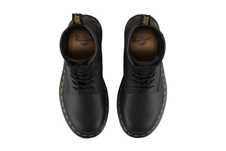 Dr. Martens 1460 Greasy Shoe (Black, Size UK 9)