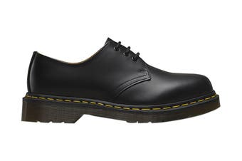 Dr. Martens 1461 Smooth Leather Low Top Shoe (Black)