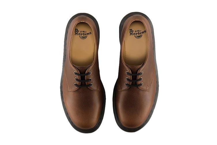 Dr. Martens 1461 Harvest Shoe (Tan, Size UK 11)