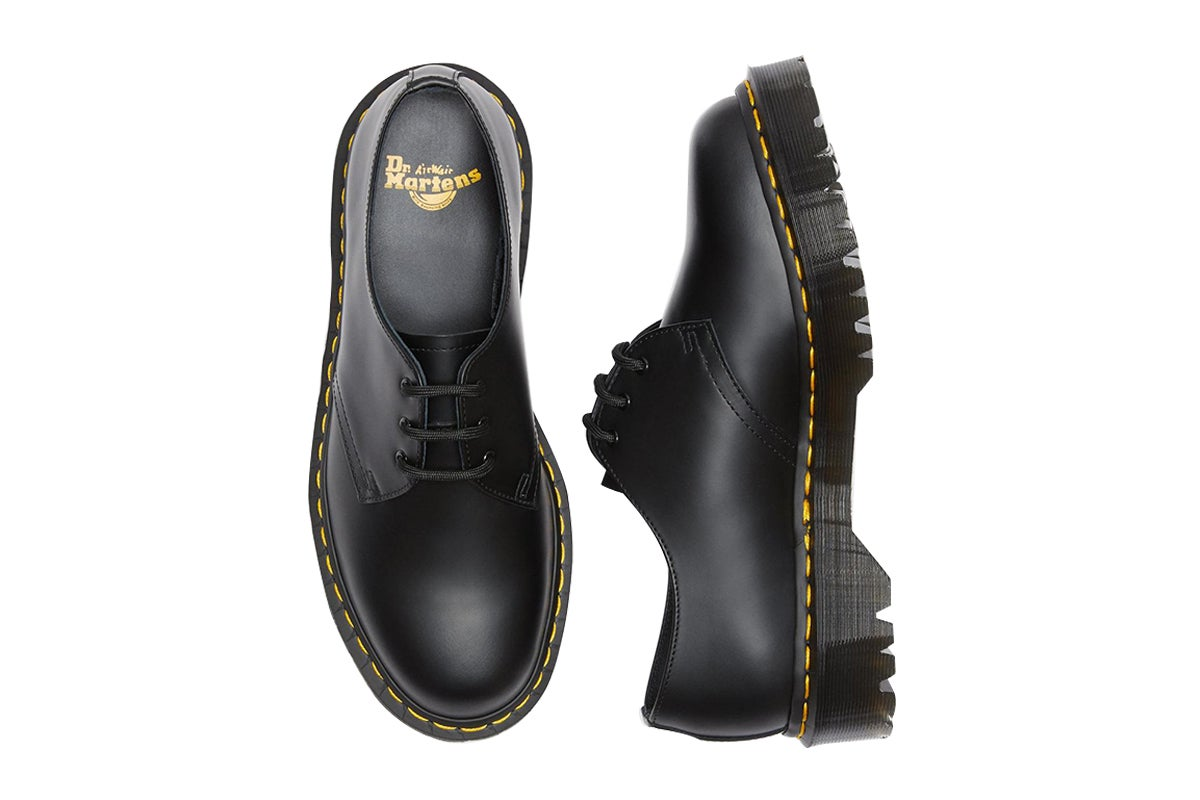 Dr. Martens 1461 Bex Smooth Leather Low