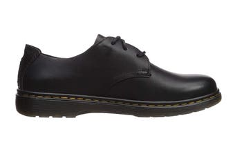 Dr. Martens Elsfield Westfield Low Top Shoe (Black, Size 8 UK)