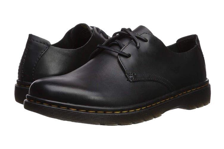 Dr. Martens Elsfield Westfield Low Top Shoe (Black, Size 9 UK)