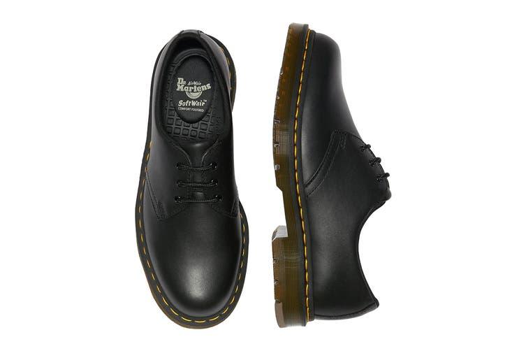 Dr. Martens 1461 Slip Resistant Leather Low Top Shoe (Black Industrial Full Grain, Size 11 UK)