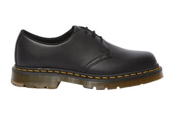 Dr. Martens 1461 Slip Resistant Leather Low Top Shoe (Black Industrial Full Grain)