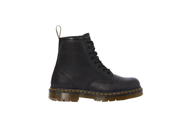 Dr. Martens 1460 Non Slip Leather Ankle Boots (Black Industrial Full Grain, Size 7 UK)