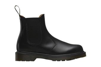 Dr. Martens 2976 Smooth Chelsea Hi Top Shoe (Black, Size 11 UK)