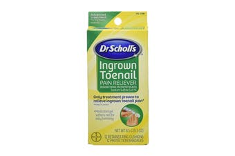 Dr. Scholl's Unisex Ingrown Toenail Pain Reliever 8.5Gm (Clear, One Size)