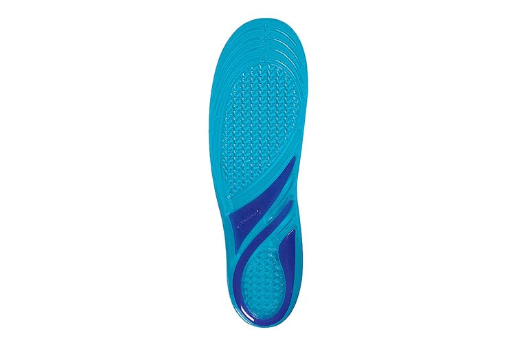 Dr. Scholl's Women's Comfort & Energy Ultra Thin Insoles (Blue, Size 6-10 US)