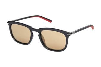 Ducati 5002 Sunglasses (Black/Red, Size 54-20-145) - Brown Copper