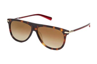Ducati 5007 Sunglasses (Tortoise, Size 59-12-140) - Brown