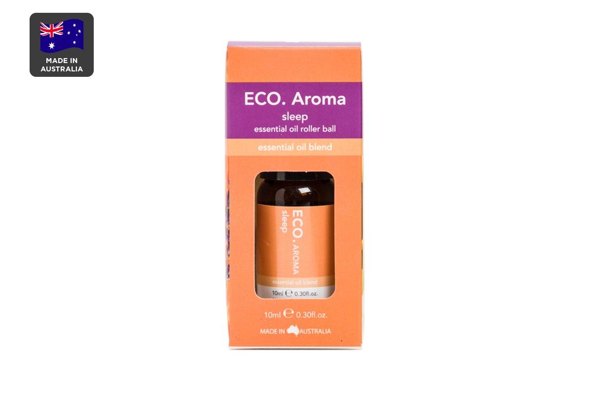 Eco Sleep Essential Oil Roller Ball With Mandarin Lavender Frankincense Ylang Ylang Chamomile 10ml Kogan Com