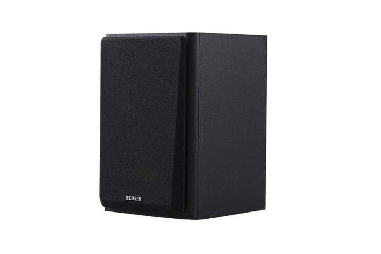 Edifier Ultra-Stylish Active Bookself Speaker - Black (R1000T4)