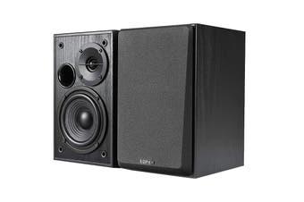 Edifier Active Studio Bookshelf Speaker Set - Black (R1100)