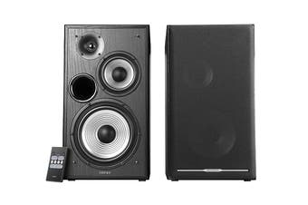 Edifier Active 2.0 Bluetooth Speaker System with Sophisticated Sound in a Tri-amp Audio - Black (R2750DB)