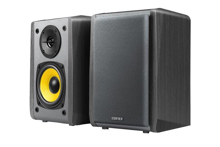 Edifier R1010BT - 2.0 Lifestyle Bookshelf Bluetooth Studio Speakers - Black (SPE-R1010BT-BK)