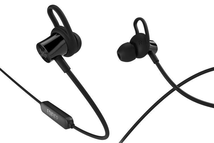 Edifier Wireless Sports Earphones - Black (W200BT)