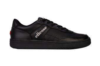 Ellesse Men's Vinitziana 2.0 Leather AM Shoe (Black/Black, Size 12 US)