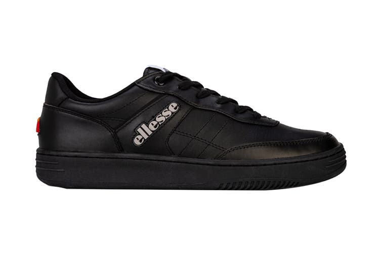 Ellesse Men's Vinitziana 2.0 Leather AM Shoe (Black/Black, Size 7 US)
