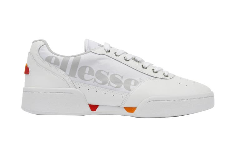 Ellesse Men's Piacentino Leather AM Shoe (White, Size 9 US)